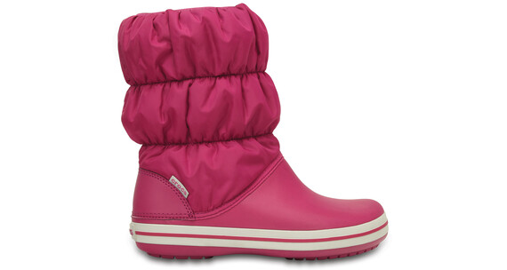 Crocs Winter Puff Støvler pink